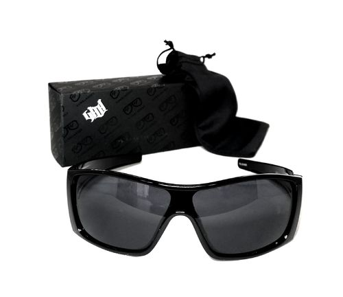 Black Chopper Sonnenbrille