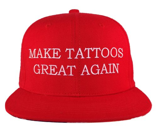 Make Tattoos Great Snapback